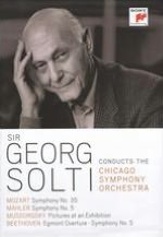 Sir Georg Solti Conducts the Chicago Symphony Orchestra