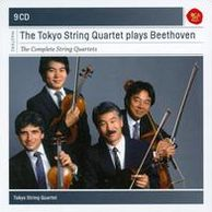 The Tokyo String Quartet Plays Beethoven: The Complete String Quartets