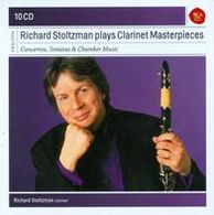 Richard Stoltzman Plays Clarinet Concertos, Sonatas