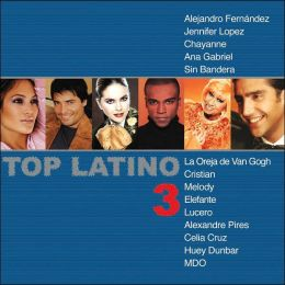 Top Latino, Vol. 3 [CD/DVD]