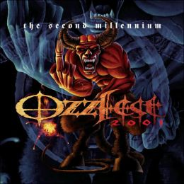 Ozzfest 2001: The Second Millennium