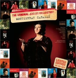 The Original Jacket Collection: Montserrat Caballé