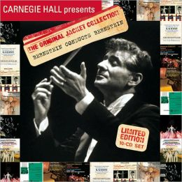 The Original Jacket Collection: Bernstein Conducts Bernstein [Box Set]