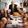 CD Cover Image. Title: A Swingin' Christmas [Deluxe Edition / B&N Exclusive Version], Artist: Tony Bennett