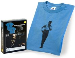 Kind of Blue [Legacy Ed. / B&N Exclusive / T-shirt Size L]