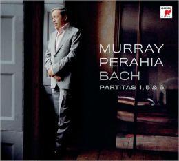Bach: Partitas Nos 1, 5 & 6