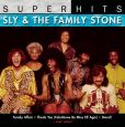 CD Cover Image. Title: Super Hits, Artist: Sly & The Family Stone
