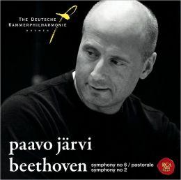 Beethoven: Symphonies Nos. 6 & 2