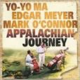 CD Cover Image. Title: Appalachian Journey [Remastered], Artist: Mark O'Connor
