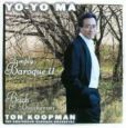 CD Cover Image. Title: Simply Baroque II, Artist: Yo-Yo Ma