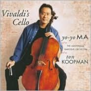 Vivaldi's Cello [Remastered]
