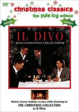 Divo the christmas collection the yule log edition by sony legacy il divo 886975672196 - Il divo cast ...
