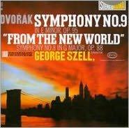 Dvorák: Symphony No. 9 'From The New World'; Symphony No. 8 in G Major