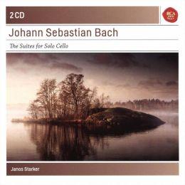 Johann Sebastian Bach: The Suites for Solo Cello