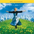 CD Cover Image. Title: The Sound of Music - 45th Anniversary Edition, Artist: Julie Andrews