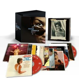 Take a Look: Aretha Franklin Complete on Columbia
