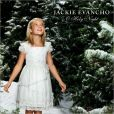 CD Cover Image. Title: O Holy Night, Artist: Jackie Evancho