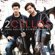 CD Cover Image. Title: 2Cellos, Artist: 2Cellos