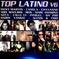 Top Latino, Vol. 6