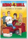 Video/DVD. Title: King of the Hill: the Complete Tenth Season