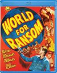 Video/DVD. Title: World for Ransom