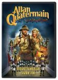 Video/DVD. Title: Allan Quatermain and the Lost City of Gold