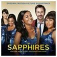 CD Cover Image. Title: The Sapphires [Original Motion Picture Soundtrack], Artist: Jessica Mauboy