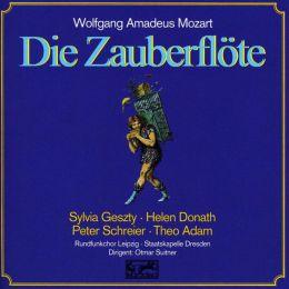 Woflgang Amadeus Mozart: Die Zauberflöte