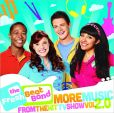 CD Cover Image. Title: The Fresh Beat Band: More Music from the Hit TV Show, Vol. 2.0, Artist: The Fresh Beat Band
