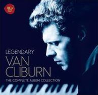 Van Cliburn: Complete Album Collection