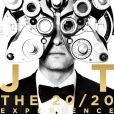 CD Cover Image. Title: The 20/20 Experience, Artist: Justin Timberlake