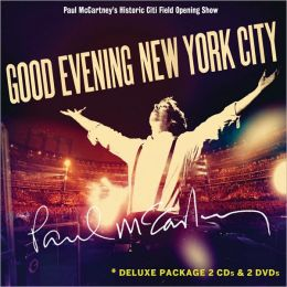 Good Evening New York City [Bonus DVD]