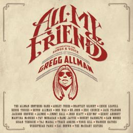 All My Friends: Celebrating the Songs & Voice of Gregg Allman [Blu-Ray]