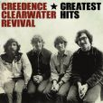CD Cover Image. Title: Greatest Hits, Artist: Creedence Clearwater Revival