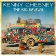 CD Cover Image. Title: Big Revival, Artist: Kenny Chesney