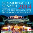 CD Cover Image. Title: Sommernachtskonzert (Summer Night Concert) 2014, Artist: Vienna Philharmonic Orchestra
