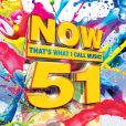 CD Cover Image. Title: Now That's What I Call Music!, Vol. 51, Artist: