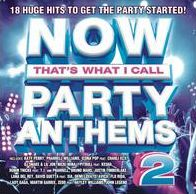 Now! Party Anthems, Vol. 2
