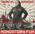 "CD Cover Image. Title: Mandatory Fun [LP], Artist: ""Weird Al"" Yankovic"