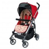 Peg Perego Si Stroller (Red Step)