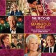 CD Cover Image. Title: The Second Best Exotic Marigold Hotel [Original Motion Picture Soundtrack], Artist: Thomas Newman