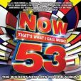 CD Cover Image. Title: Now That's What I Call Music! 53: The Biggest New Hits On One Album, Artist: