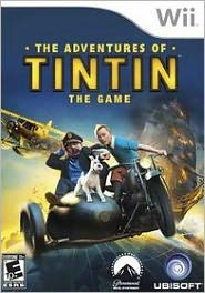 The Adventures of Tintin Wii