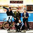 CD Cover Image. Title: 24/Seven, Artist: Big Time Rush