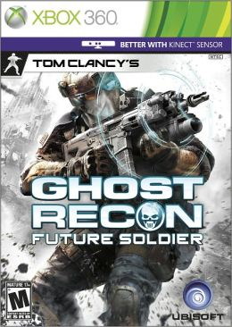 Tom Clancy's Ghost Recon Future Soldier X360