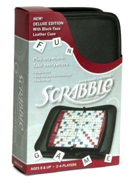 Faux Leather Scrabble