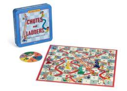 Chutes & Ladders Nostalgic Tin