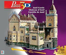 Puz3D Puzzles - Anif Castle