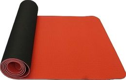 Thinkbaby ThinkSport Yoga Mat, Coral Orange