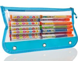 Snifty Scented Pencils 10 Pack in a Pouch